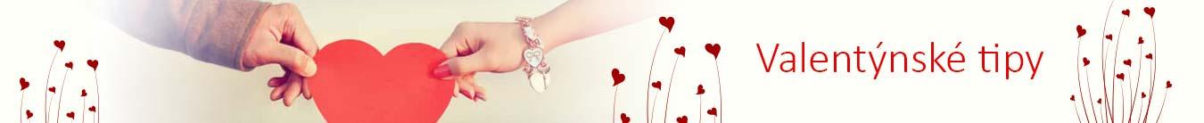 Valentýnské tipy