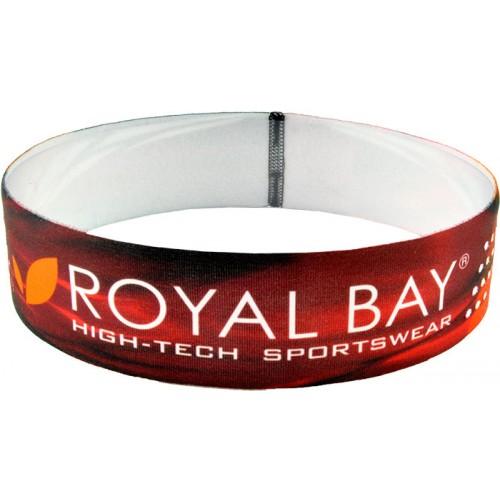 Sportovní čelenka ROYAL BAY® Headband Slim - R-RHBS4----------3140-