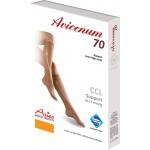 Avicenum 70 medyczne podkolanówki profilaktyczne z czubkiem zamkniętym