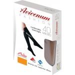 Avicenum FASHION 40 MICRO wzmocnione wygodne podkolanówki