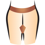 Avicenum FASHION 40 MICRO silnější pohodlné punčochové kalhoty
