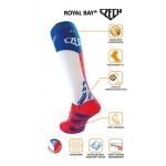 ROYAL BAY® Classic podkolanówki kompresyjne CZECH edition