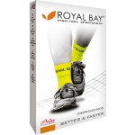 ROYAL BAY® Neon skarpety sportowe HIGH-CUT