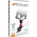 ROYAL BAY® Classic opaski kompresyjne na łydki box