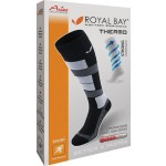 ROYAL BAY® Thermo zimowe podkolanówki kompresyjne