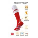 ROYAL BAY® Classic podkolanówki kompresyjne POLSKA edition