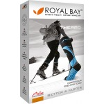 ROYAL BAY® Thermo 2.0 zimowe podkolanówki kompresyjne